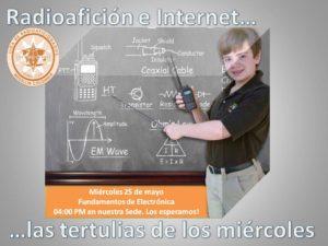 RADIOAFICIÓN E INTERNET