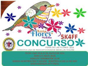 PROMOCIÓN FERIA DE FLORES 2016